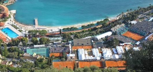 Le tournoi prend ses marques sur les courts du Monte-Carlo Country Club