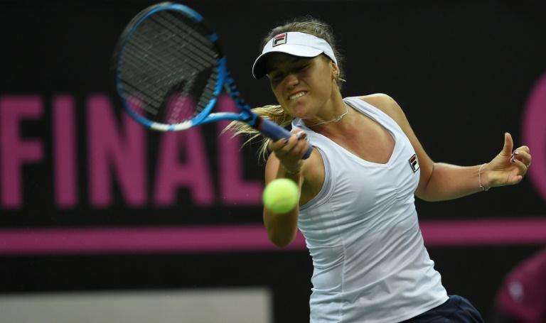 Kenin, à Hobart, remporte son 1er titre