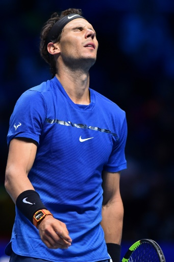 Tennis: Nadal pulls out of ATP Finals with injury