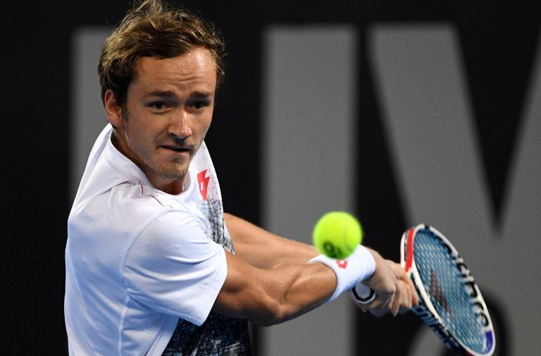 Medvedev rejoint Nishikori en finale à Brisbane