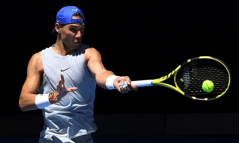 Open d'Australie: Nadal va dégainer un nouveau service