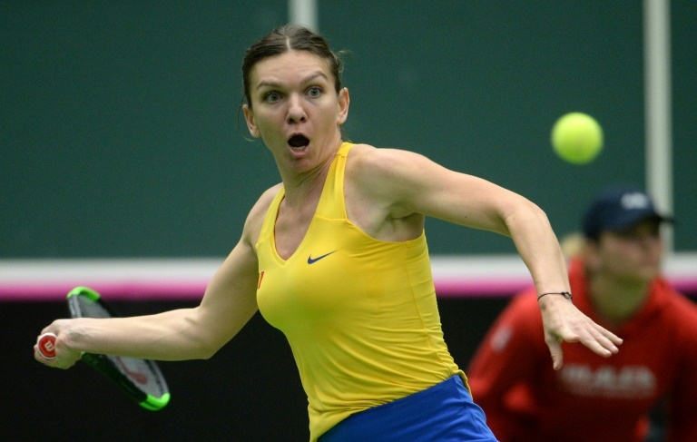 Romania stun champions Czech Republic in Fed Cup