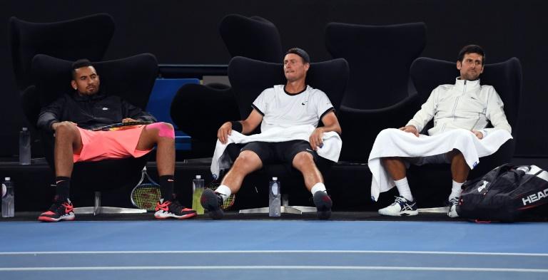Federer impressed by Kyrgios form