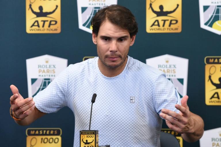 Nadal renonce au Masters, Djokovic couronné