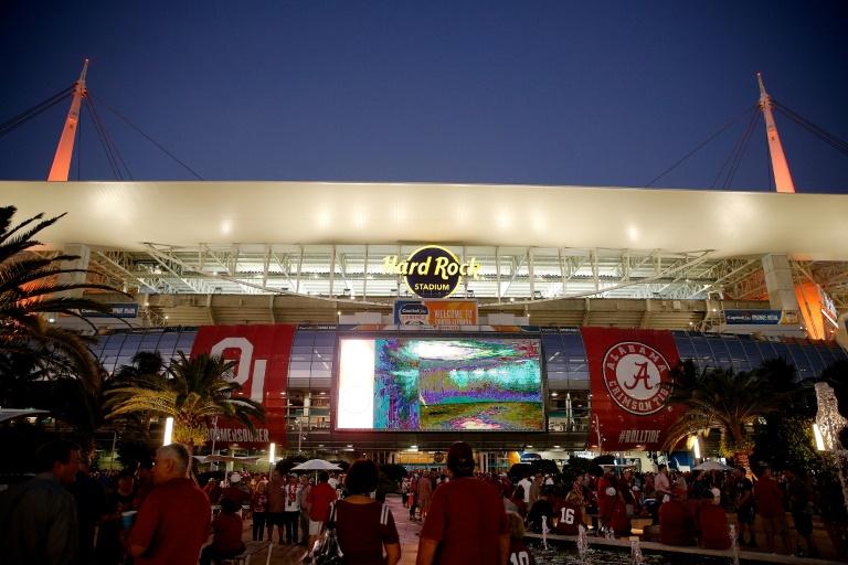 Adieu Key Biscayne, Miami entre dans l'ère du gigantisme au Hard Rock Stadium