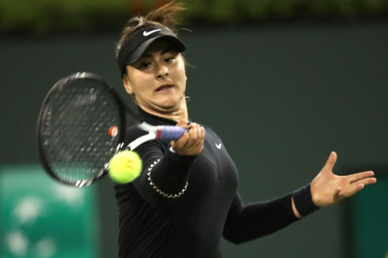 Andreescu en finale à Indian Wells
