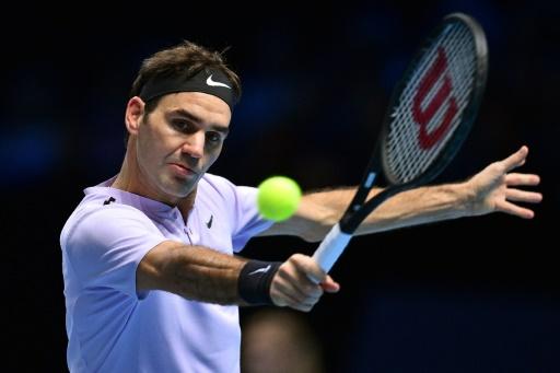 Tennis: Federer serene as pretenders dream at ATP Finals