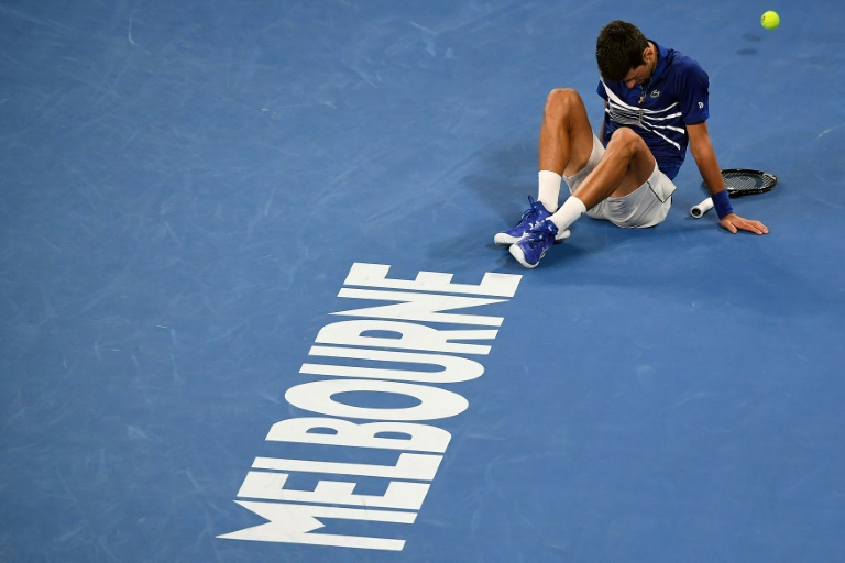 Drained Djokovic 'not feeling so great' after grind past Medvedev