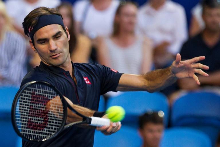 Federer says Novak man to beat in Melbourne