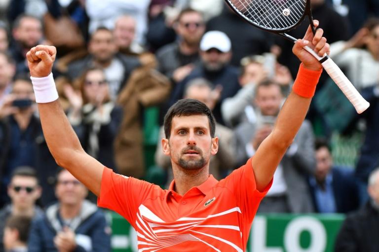 Masters 1000 de Monte-Carlo: Djokovic se fait très peur