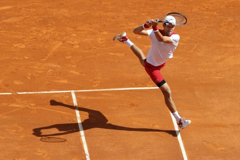 Djokovic thrashes Lajovic in Monte Carlo opener