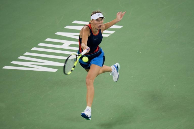 Wozniacki et Kerber sans souci, Halep battue d'entrée à Wuhan