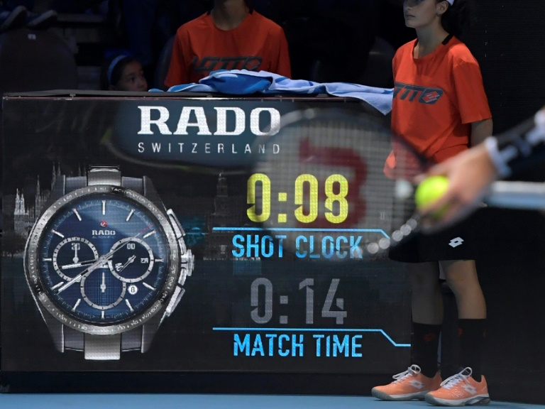 Shot clock probably a negative for fans, says Nadal