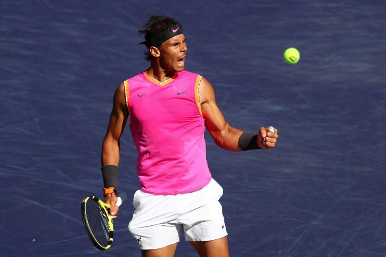 Nadal forfait pour sa demi-finale contre Federer à Indian Wells