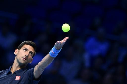 1re finale au Masters pour Murray qui s'accroche à son trône — Tennis