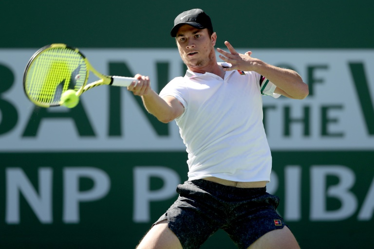 Kecmanovic rides his luck into Indian Wells quarters