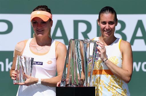 Indian Wells: Pennetta et Djokovic l'emportent 479154457