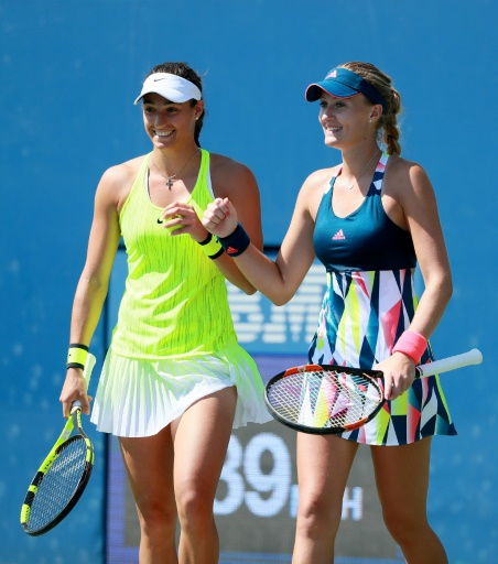 US Open: Garcia/Mladenovic en finale du double dames