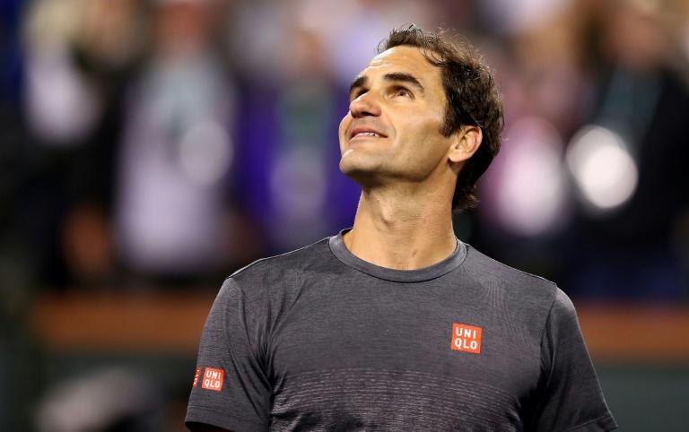 Federer expéditif et qualifié pour les quarts à Indian Wells