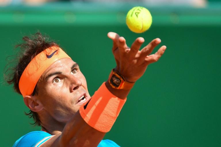 Masters 1000 de Monte-Carlo: Nadal expéditif