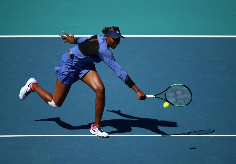 Venus Williams remporte un choc des générations à Miami