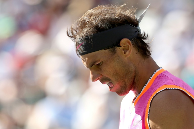 Nadal hopes to be ready for 'special' Federer clash