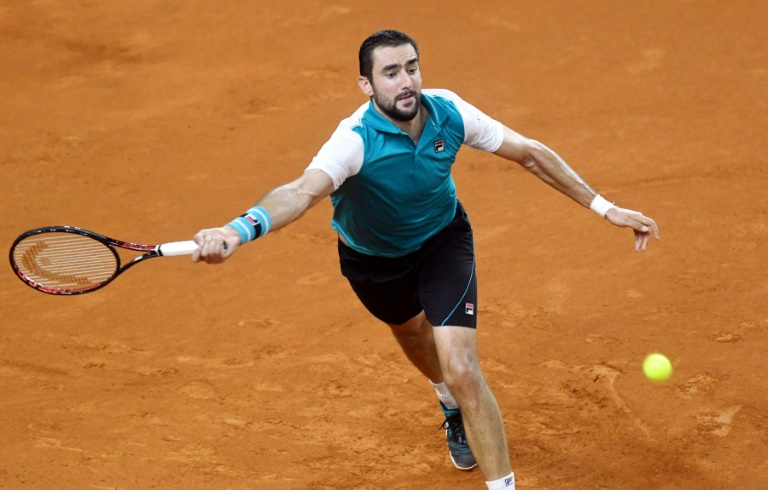 Cilic eyeing world number one ranking