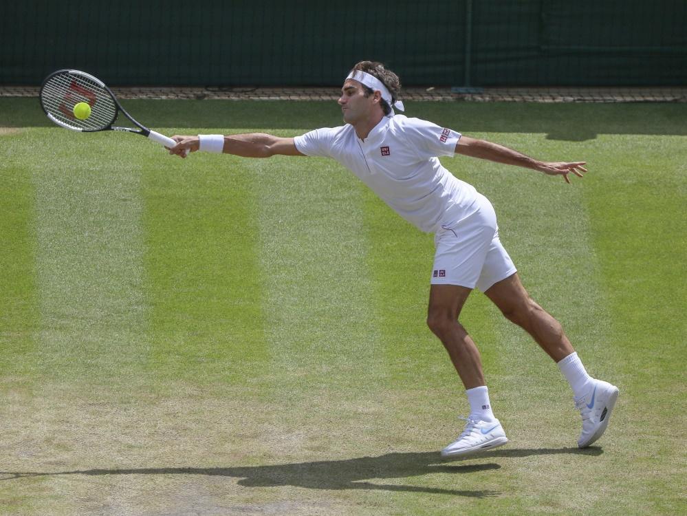 Wimbledon:  Federer scheitert überraschend im Viertelfinale