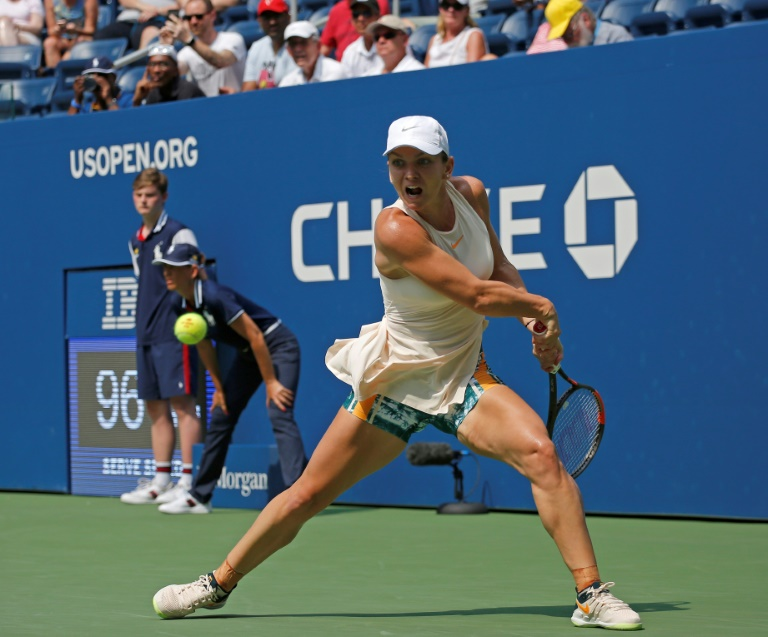 Top-ranked Halep crashes out of US Open first round