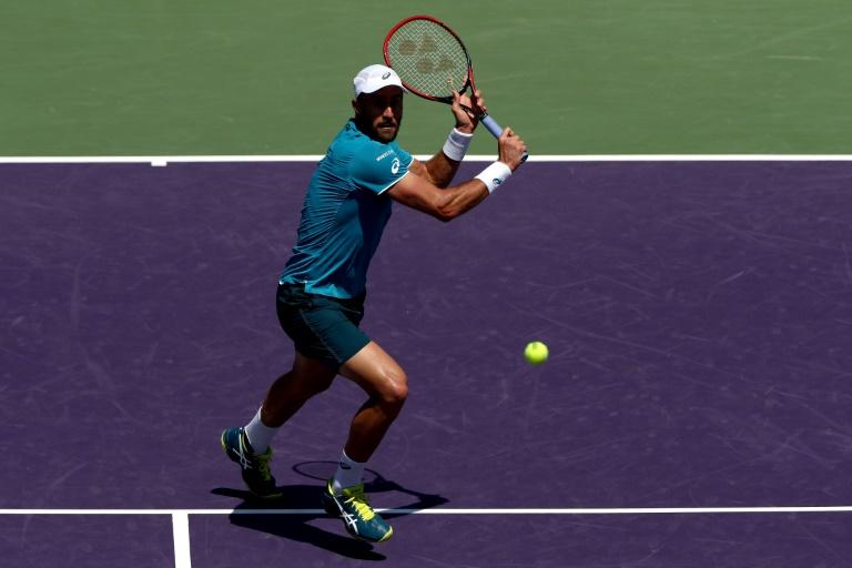 Johnson seeks ATP US Clay crown repeat against Sandgren