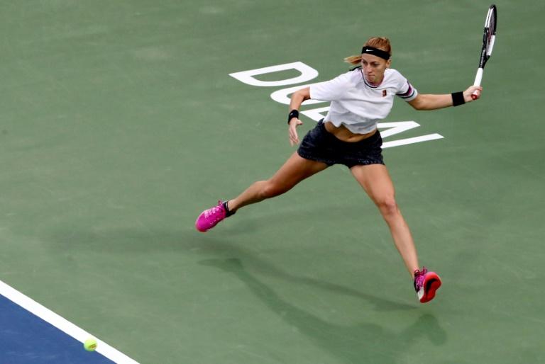 Petra Kvitová en finale à Dubaï