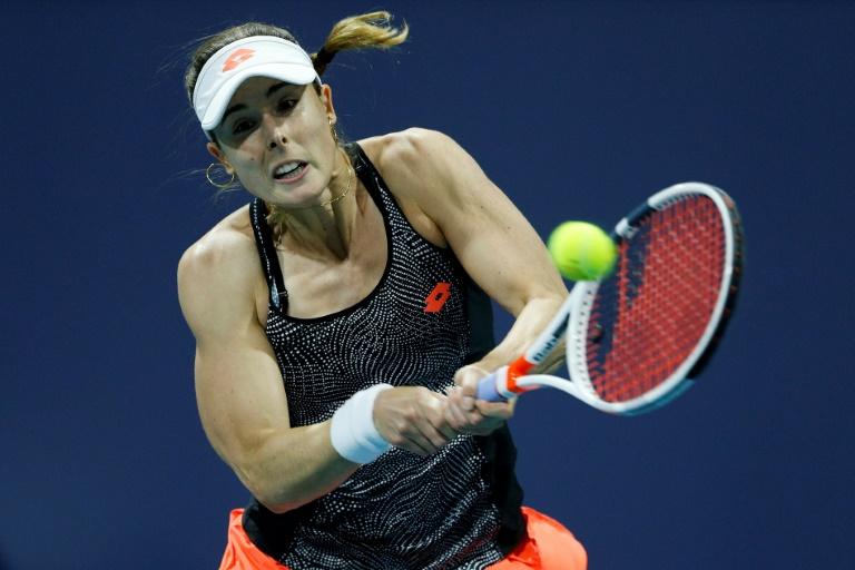 Cornet bouscule Pliskova à Miami, Djokovic prend son temps