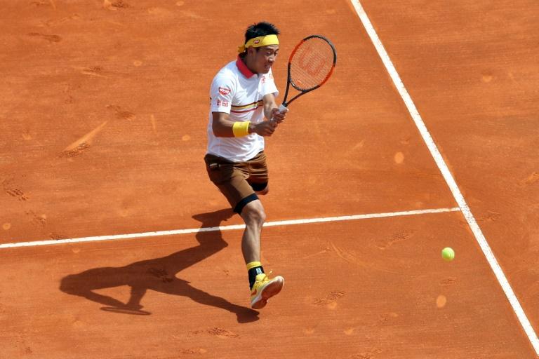 Nishikori renverse Berdych au Masters 1000 de Monte-Carlo