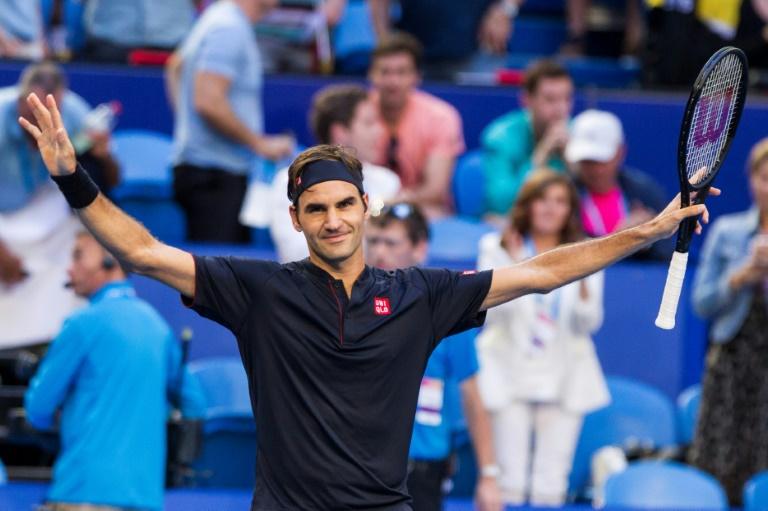 Hopman Cup: la Suisse de Federer conserve son trophée