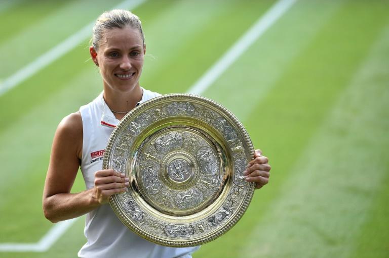 Classement WTA: Halep reste en tête, Kerber remonte à la 4e place