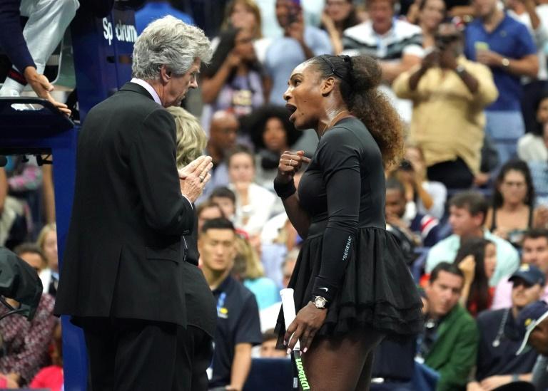 Open d'Australie: l'US Open évacué, Serena les yeux rivés sur un 24e sacre historique