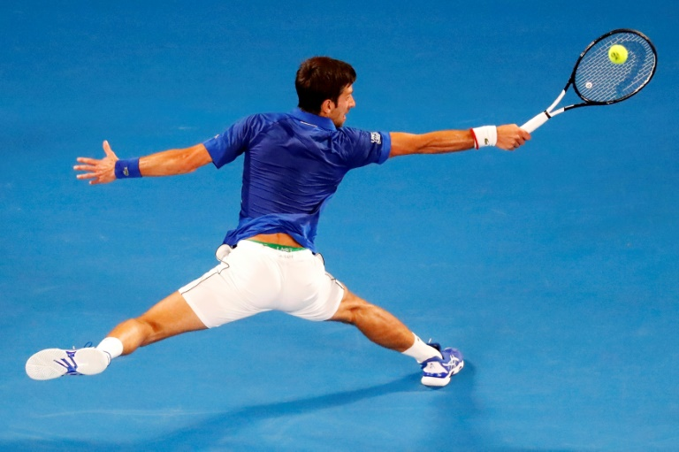 Djokovic admits to nerves after beating 'greatest rival' Tsonga