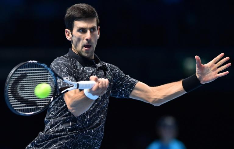 Djokovic engrange de la confiance avant sa demi-finale à Londres