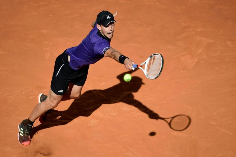 Masters 1000 de Rome: Thiem éliminé par Verdasco au 2e tour