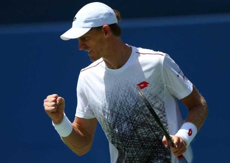 Anderson sweeps past Dimitrov to reach Toronto Masters semi-finals