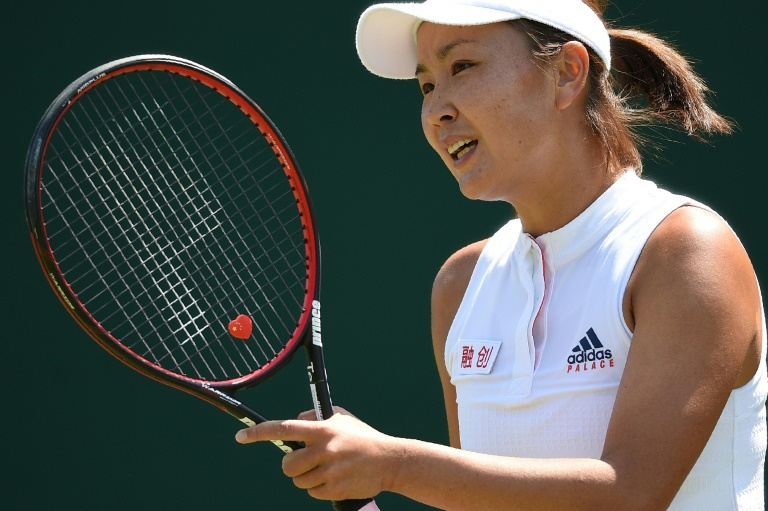 Banned Peng denies attempt to 'coerce' doubles partner out of Wimbledon
