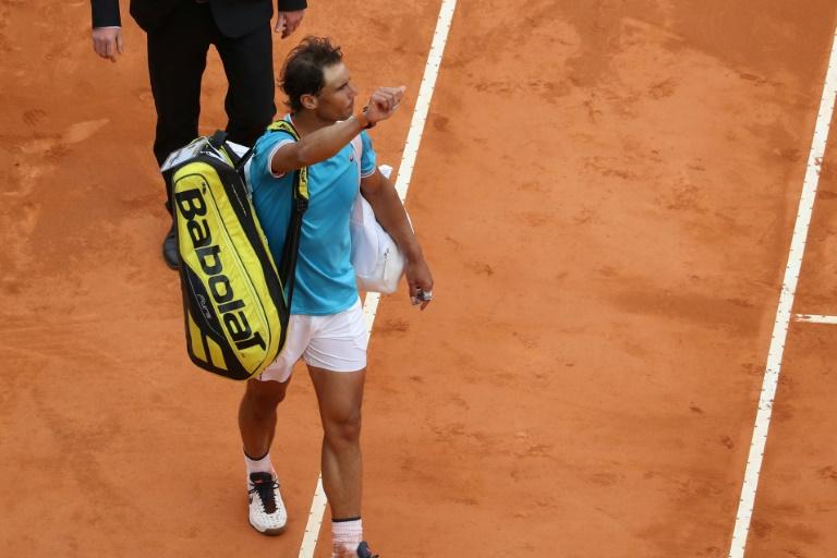 Rafael Nadal éliminé par Fognini en demi-finale à Monte-Carlo