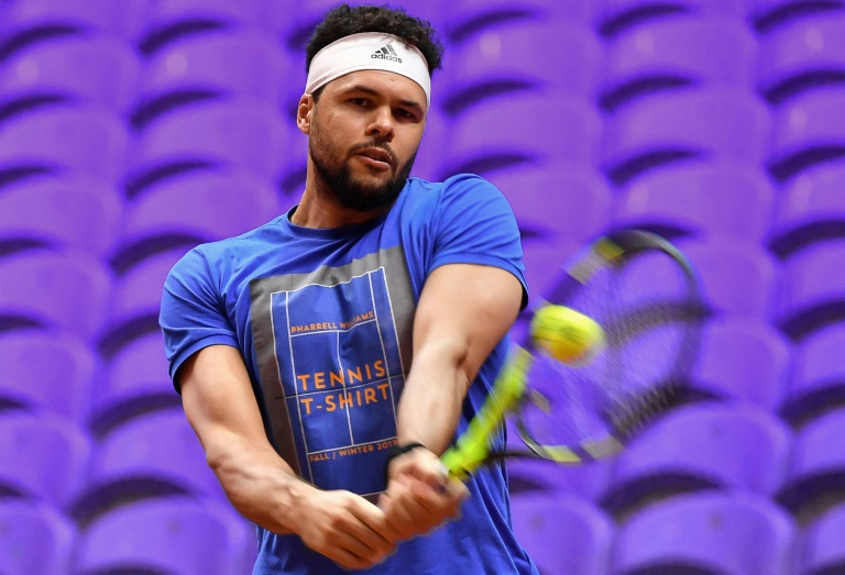 France turn to Tsonga and Chardy for first day of Davis Cup final
