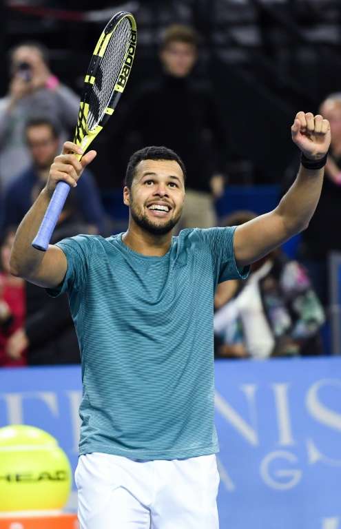 ATP: Tsonga oublie 2018 et s'impose à Montpellier