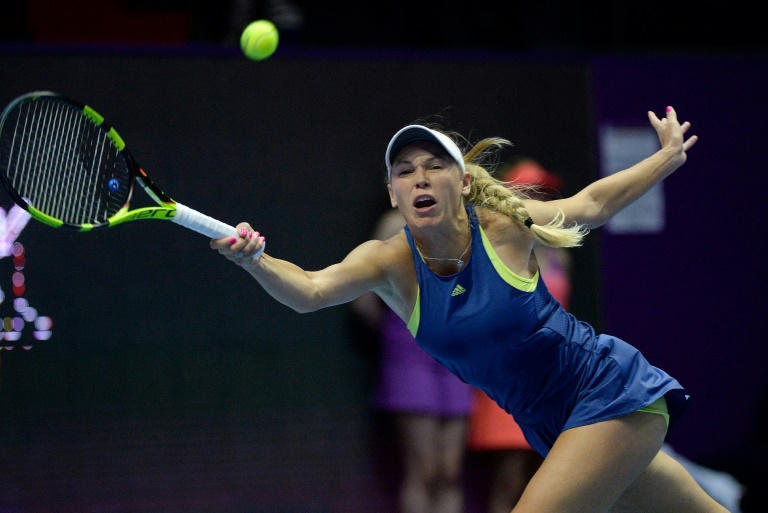 Grand Slam hasn't changed my life, says Wozniacki