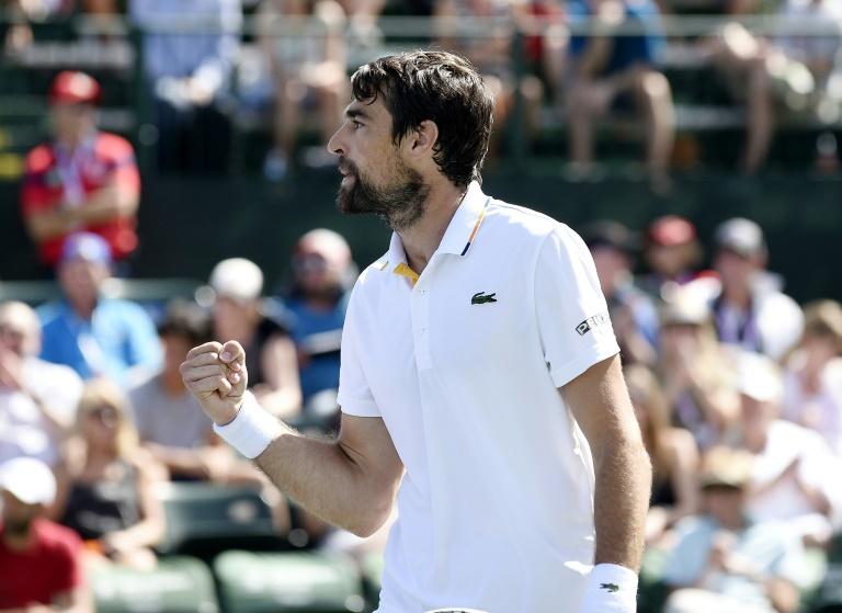Chardy va défier Federer à Indian Wells
