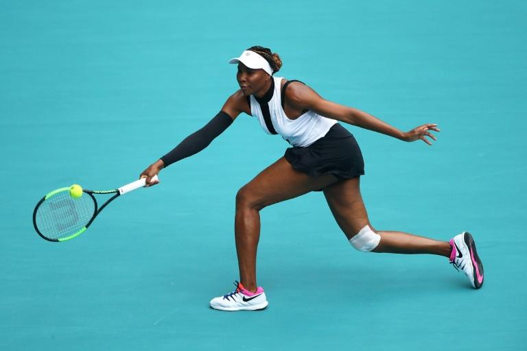 Serena Williams sans convaincre au 3e tour à Miami
