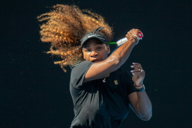 Serena handed tough draw in quest for record 24th Slam