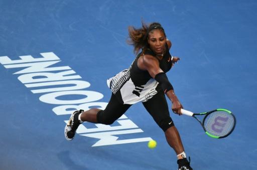 Open d'Australie: Maman Serena Williams officiellement inscrite
