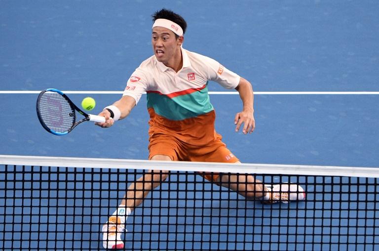 Nishikori powers through to Brisbane final against Medvedev